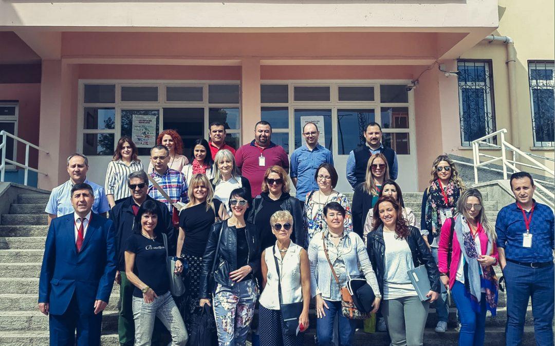 3RD EROVET's transnational meeting in Turkey