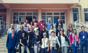 3RD EROVET's transnational meeting in Turkey