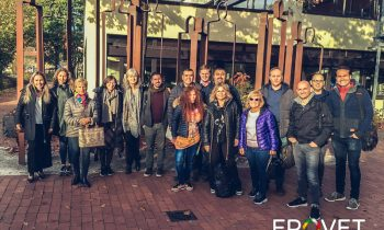 4TH EROVET's transnational meeting in Germany