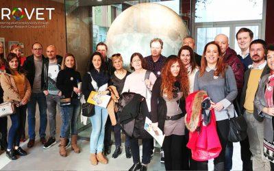 4TH EROVET's Staff Training Activity in Lleida