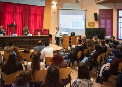 Presentació Projecte Eurovet Escola Treball DSC_1223