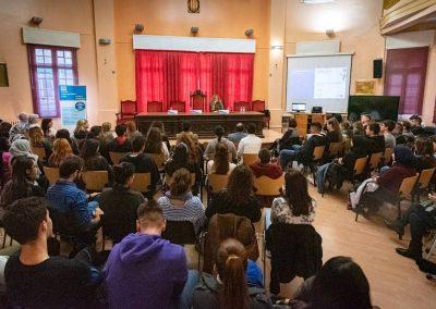 Presentació Projecte Eurovet Escola Treball DSC_1254