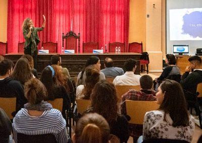 Presentació Projecte Eurovet Escola Treball DSC_1262