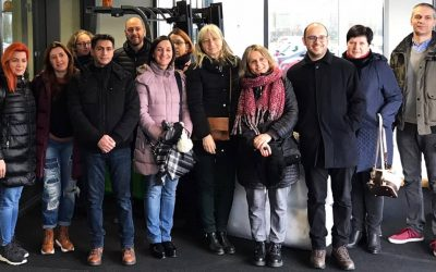 The University Technical College (UTC) in Crewe, United Kingdom, played host to the First joint-staff training activity of the Erasmus+ KA2 Project: Filling the Skills Gap of European VET Learners (EROVET+).